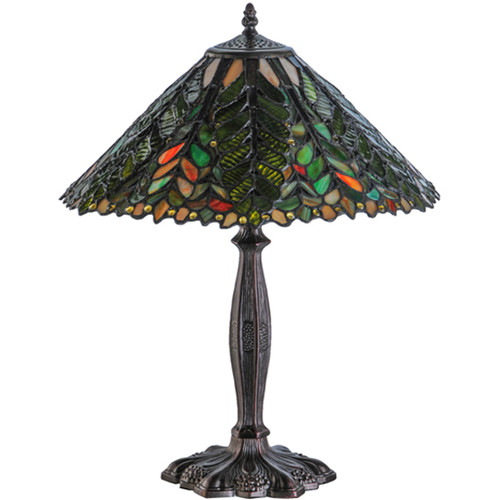 Meyda Tiffany Shasta Trail 21'' Table Lamp