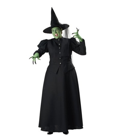 Witch Women's Plus Size Adult Halloween Costume, One Size, XXXL (24-26) - Halloween Witches Stew