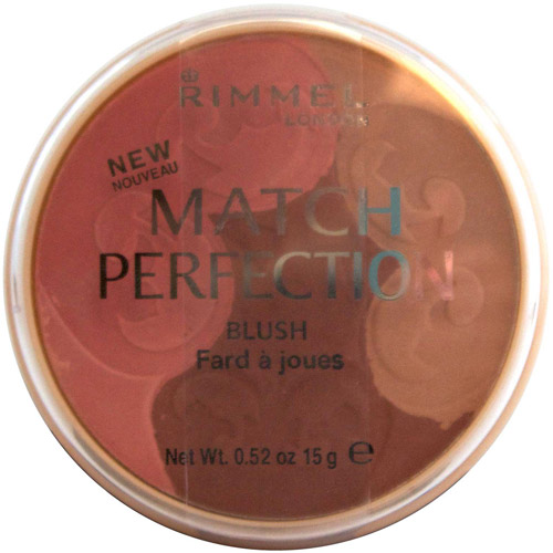 Rimmel Match Perfection Blush, Medium, 0.52 oz