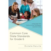 Common Core State Standards for Grade 6 - eBook