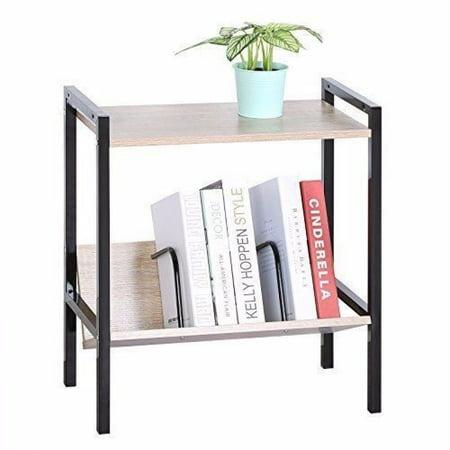 GHP 2-Tier 5-Ply Corrugated Carton Corner Home Office Bookshelf Storage Display (Tyson Corner 2 Stores)