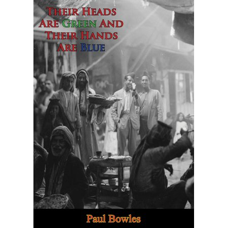 Hand Signed Green - Their Heads Are Green And Their Hands Are Blue - eBook
