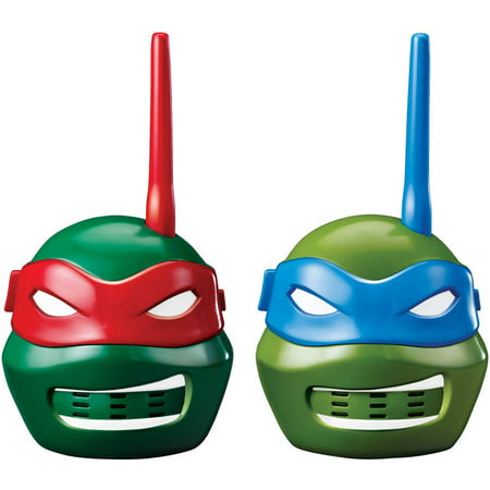 Teenage Mutant Ninja Turtles Character Walkie (100 Best Cartoon Characters)