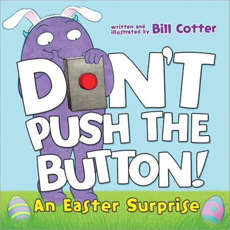 DON'T PUSH THE BUTTON EASTER ADVENTURE