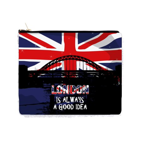 London is Always a Good Idea - Bridge - 2 Sided 6.5