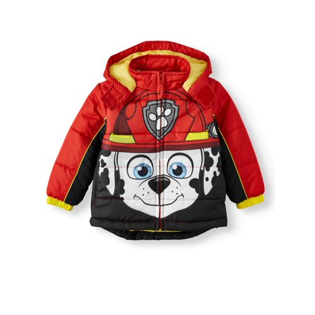 Paw Patrol Toddler Boy Marshall Winter Jacket Coat Toddler Jackets Shop