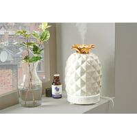 Better Homes & Gardens 250 mL Ultrasonic Aroma Diffuser, Pineapple