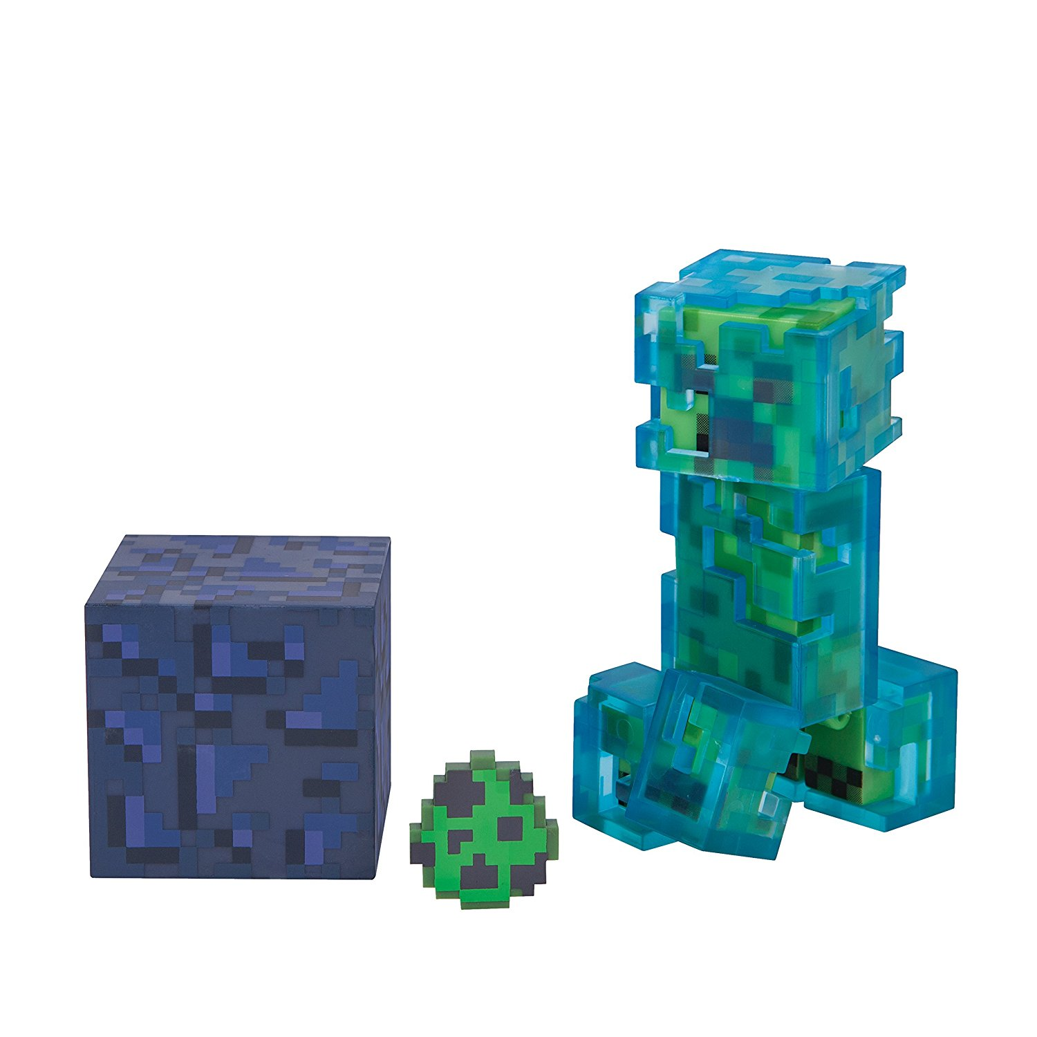 Minecraft Charged Creeper Pack by JAZWARES LLC