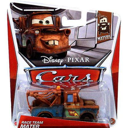 Disney Cars Series 3 Race Team Mater Diecast - Maier Race