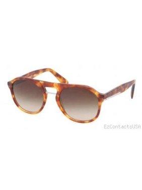 024ecd6ee0 Product Image Prada PR09PS Sunglasses-4BW 6S1 Light Havana (Brown Gradient  Lens)-51mm