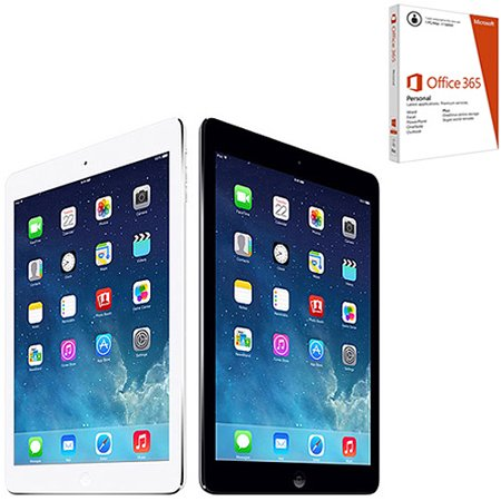 Buy an iPad and Microsoft Office 365 Personal and Save 20 Promo Code