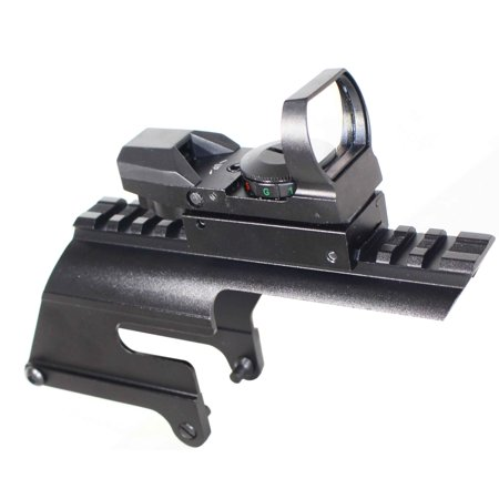 Reflex Hunting Sight With Mount For 12 Gauge Winchester (Winchester Model 1300 Defender 12 Gauge For Sale)