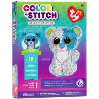 fe338ea6271 Product Image Ty Beanie Boo Color-In Pillow Kit