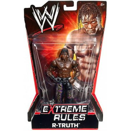 WWE Wrestling Extreme Rules R-Truth Action Figure - Extreme Toys