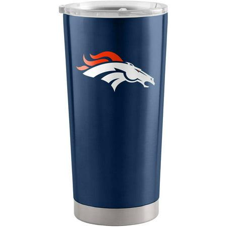 NFL Denver Broncos 20 oz Ultra Tumbler Denver Broncos Travel Mug
