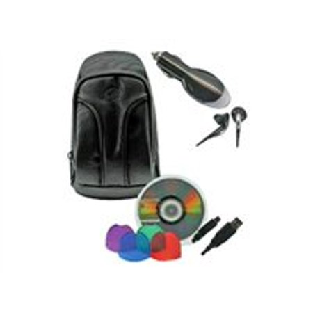 Pelican PSP Starter Kit - Accessory kit - for Sony P!nk PSP; Sony PlayStation Portable (PSP) 1000 series