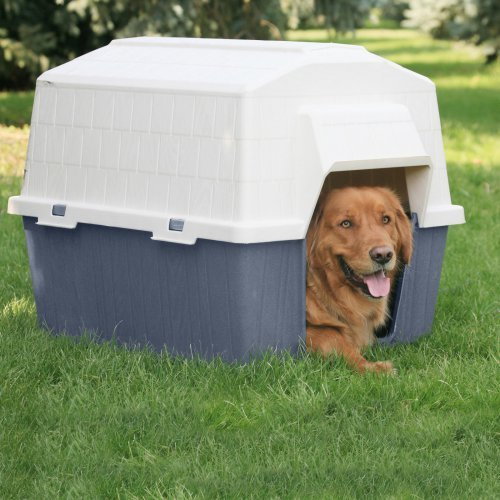 Petmate Barn Home Dog House