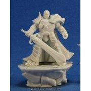 Reaper Miniatures Male Antipaladin #77300 Bones Unpainted Plastic Mini Figure