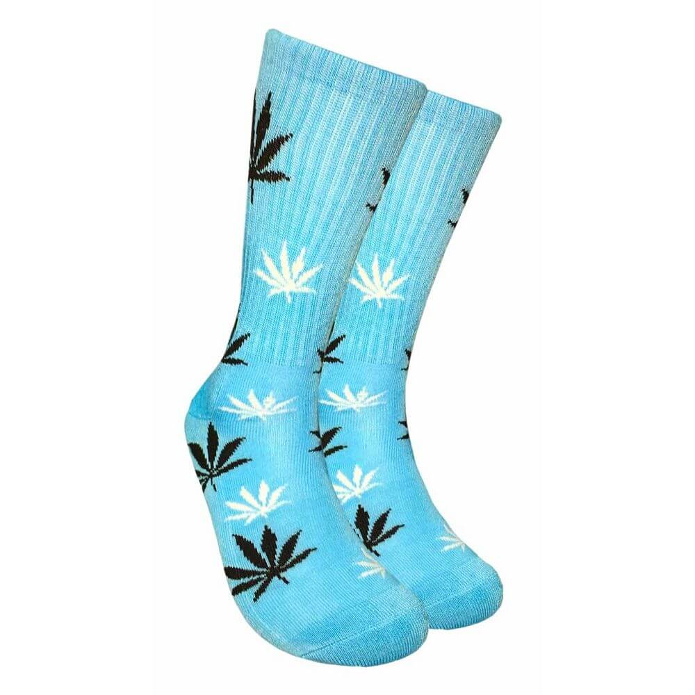 Parquet 3 Pairs Fancy Colorful Men/'s Green Casual Socks