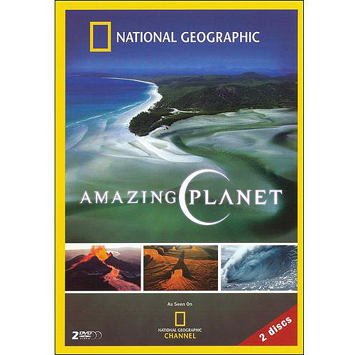 National Geographic: Amazing Planet (2 Discs) (Widescreen)