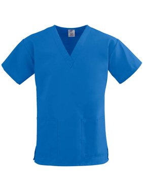 bf4cf2ea1f7 Free shipping on orders over $35. Free pickup. Product Image Unisex  ComfortEase Ladies V-Neck Two-Pocket Scrub Top