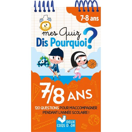 Mes quiz Dis pourquoi - 7/8 ans - eBook (Best Smartphone For Me Quiz)