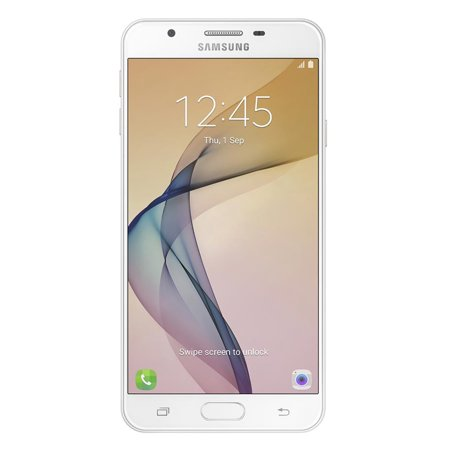 Samsung Galaxy J7 Prime G610m Unlocked Gsm Phone W  13Mp Camera   White Gold