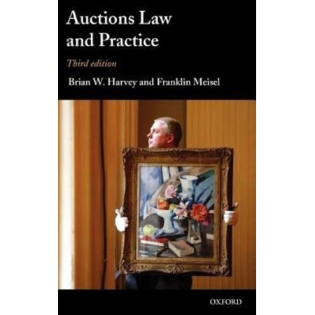Auctions Law and Practice