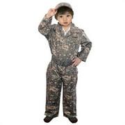 Aeromax Baby Little Boys Army Camouflage Halloween Costume 18M-14