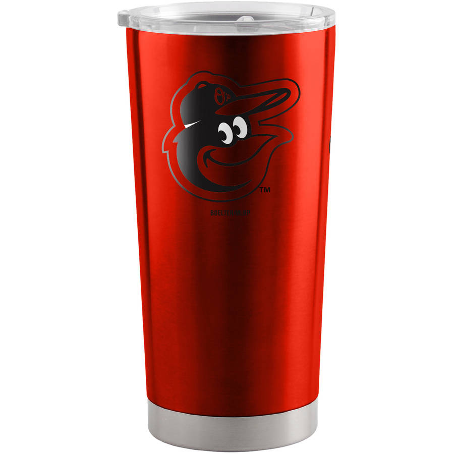 Boelter Brands 20 oz Baltimore Orioles Colored Ultra Tumbler