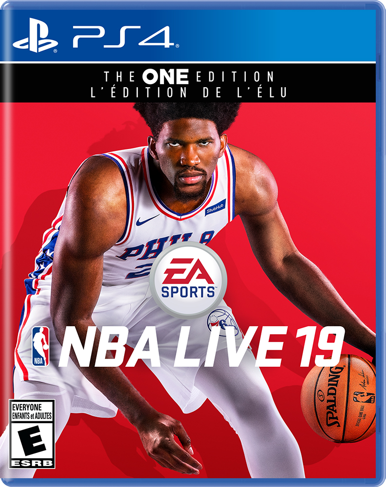 NBA LIVE 19, Electronic Arts, PlayStation 4, 014633737011