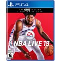 NBA Live 19 The One Edition for PS4 or Xbox One