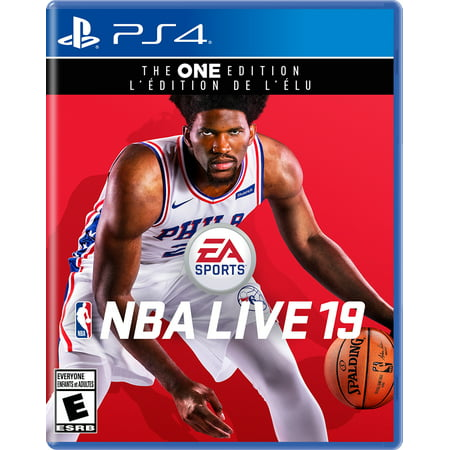 NBA LIVE 19, Electronic Arts, PlayStation 4, 014633737011 (Nba Mvp)