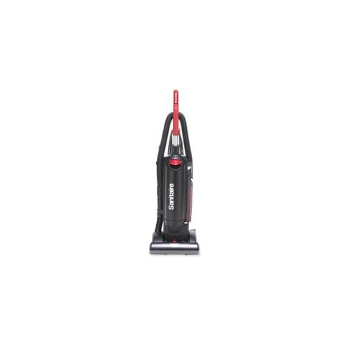 Electrolux Electrolux Sanitaire Upright Vacuum,Washable Filter, 40 ft.  Cord, BK-RD