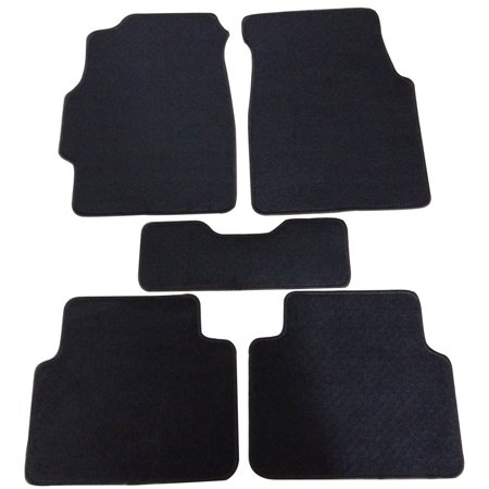 Fits 94-01 Acura Integra DC OE Factory Fitment Car Floor Mats Front & Rear Nylon