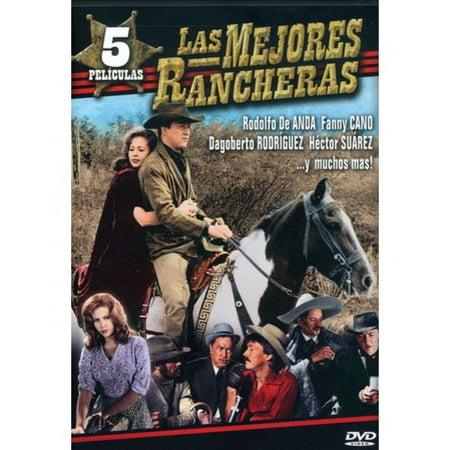 Las Mejores Rancheras (5 Peliculas) (Spanish) - Pelicula De Halloween De Terror