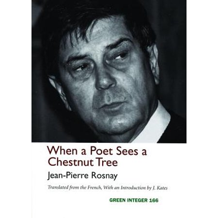 When a Poet Sees a Chestnut Tree