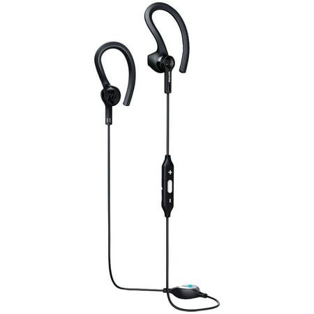 27b6843f217 Philips SHQ7800BK/27 WirelessFreedom In-Ear Bluetooth Headphones -  Walmart.com