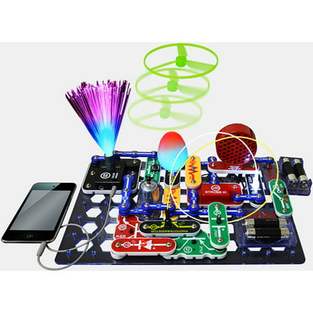Elenco Snap Circuits Lights Kit Scl 175