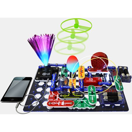 Elenco Snap Circuits Lights Kit SCL-175 - Snap Circuit Lights