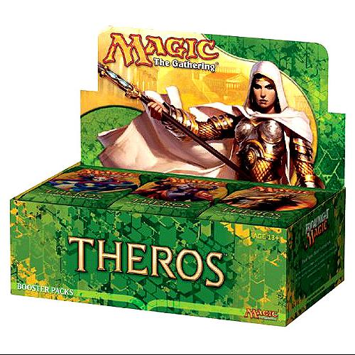 Magic The Gathering Theros Booster Box by Wizards of the Coast
