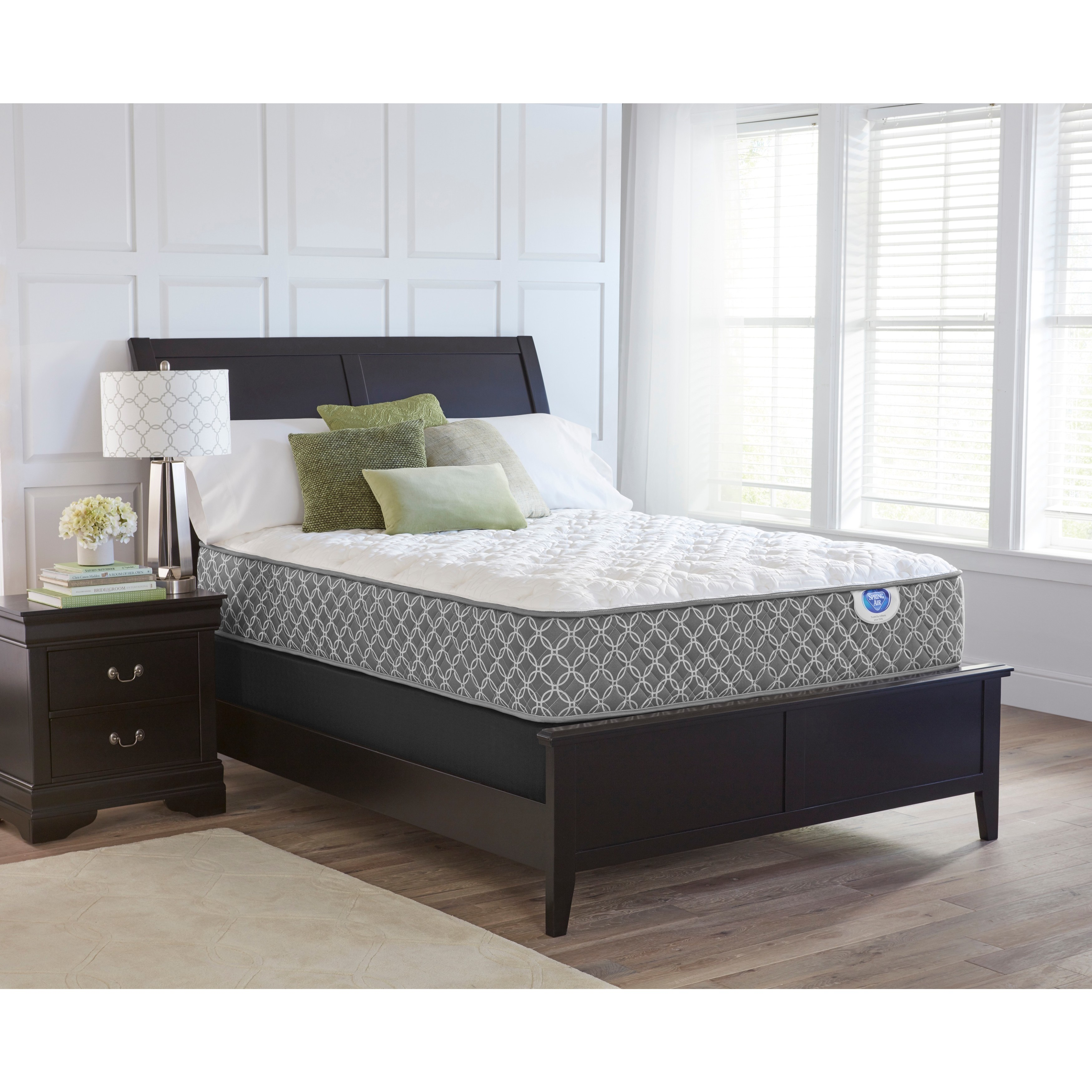 Spring Air  Bailey Plush California King-size Mattress