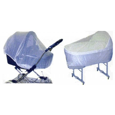 Insect, Bug Netting For Children´s Bassinets and - Stroller Bug Screen