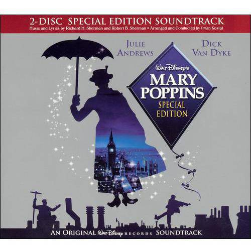 Mary Poppins Soundtrack (Special Edition) (2CD)