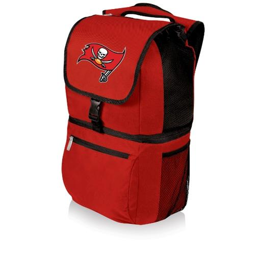 NFL Backpack Cooler by Picnic Time - Zuma, Tampa Bay Buccaneers - Red