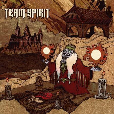 Team Spirit (Vinyl) (EP)](Team Spirit Wear)
