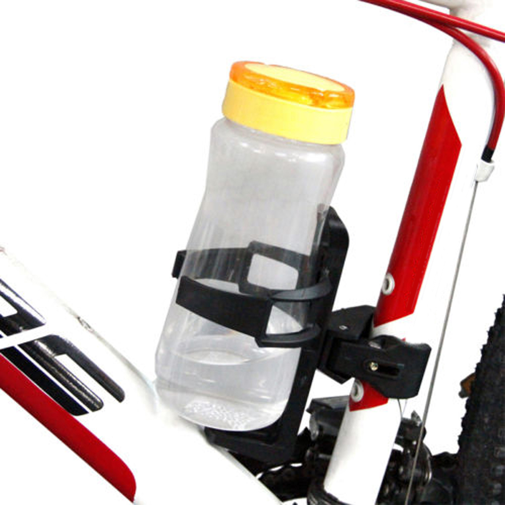 Plastic Bracket Bicycle Cycling Bike Outdoor Water Bottle Drinks Holder Cage US