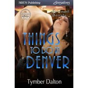 Things to Do in Denver - eBook