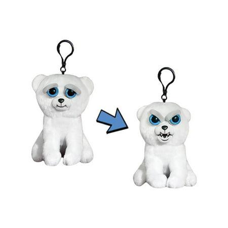 Polar Bear Keychain (Feisty Pets 4