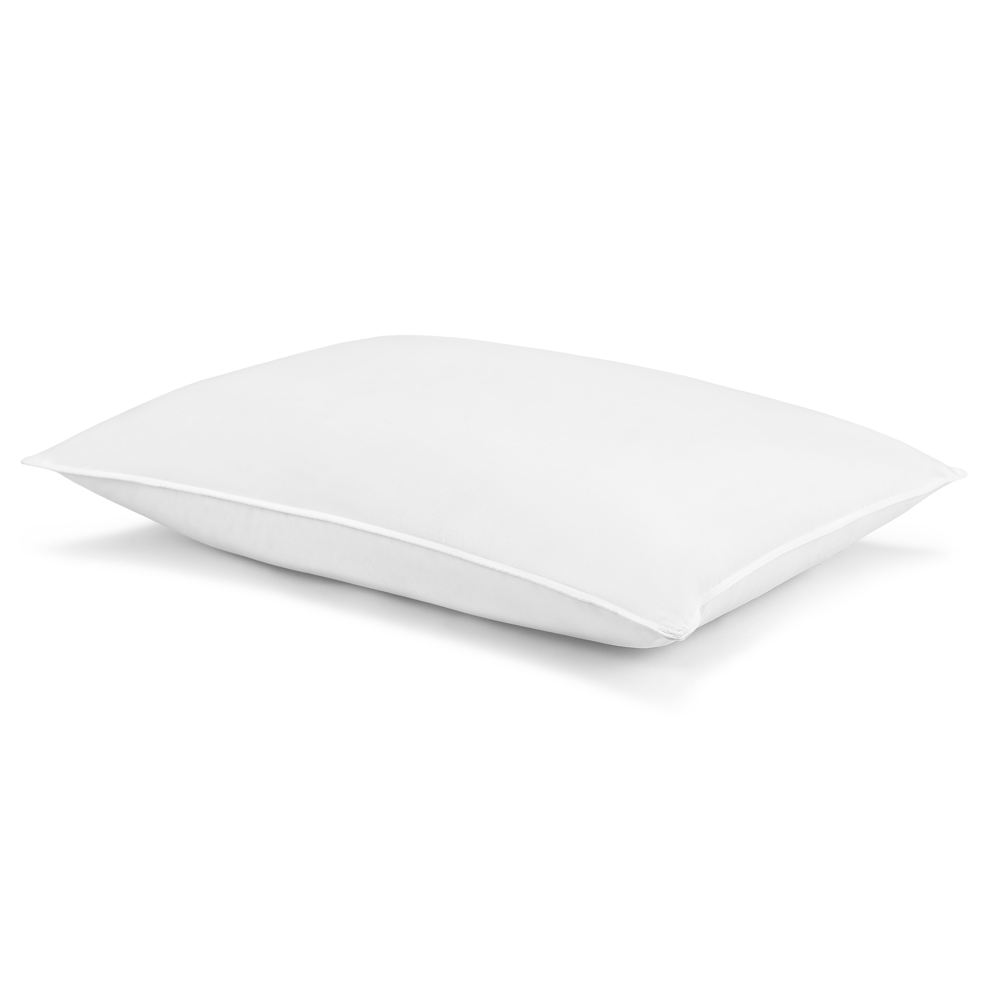Mainstays 200TC 100% Polyester Microfiber Pillow in Multiple Sizes by Hollander Home Fashions